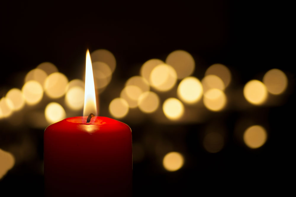 Candles-remembrance